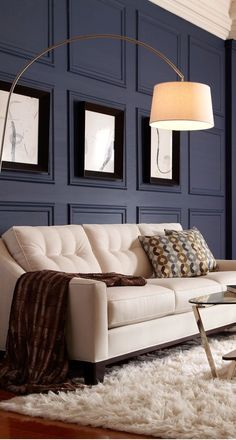 Cindy Crawford Home Montclair Vanilla 7 Pc Living Room Set includes 3 Pc Table Set, Loveseat & Sofa. Find affordable Living Room Sets for your home that will complement the rest of your furniture. Living Room Color Schemes, Living Room Sets, Living Room Paint, Room Interior, Bedroom Interior, Living Room Wall, Living Room Wall Color, Interior Design, Living Room Designs