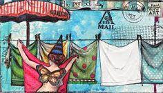 Mail Art Envelopes
