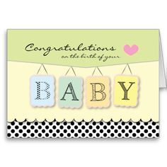 New baby card congratulations on your mini you greetings card new baby card congratulations on your mini you greetings card kraft envelopes baby cards and messages m4hsunfo