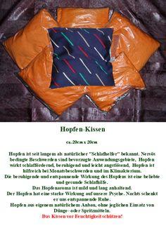 Hopfen-Kissen