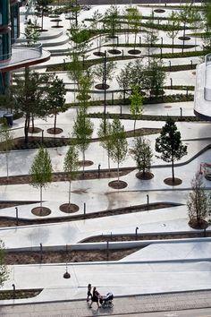 landscape architecture, garden, design, picture