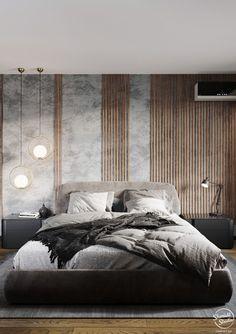 Interior Dusky | Moscow | Russia on Behance #室内装飾 #家の装飾のアイデア #庭の装飾 #自分でやれ #家の装飾のアイデアのリビングルーム #装飾のアイデア