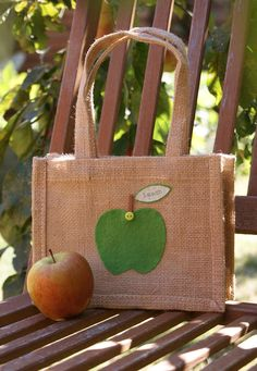 Lunch bag with apple motif by LoveImagining on Etsy, £4.50  https://www.etsy.com/listing/196165261/lunch-bag-with-apple-motif?ref=sr_gallery_32&ga_order=date_desc&ga_view_type=gallery&ga_ref=fp_recent_more&ga_page=56&ga_search_type=all