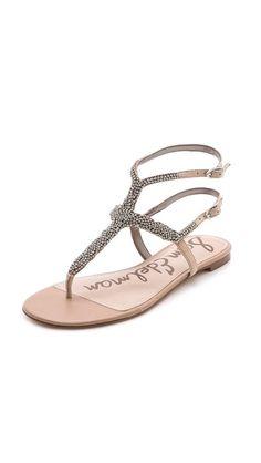 Sam Edelman Nahara Jeweled Sandals