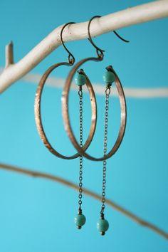 cute hoops