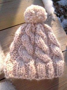 bonnet-torsades