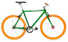 Create Bikes is a London based bicycle company which makes the fixie fashion bike much more accessible and affordable.