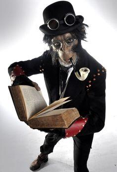 Steampunk Cornelius