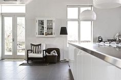 Nordic old school turned into a beautiful home