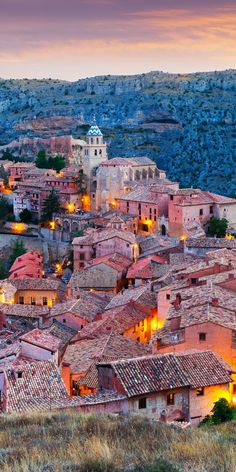 Albarracin, Spain - Two hour from Valencia (Most beautiful villages in Europe)