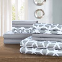 Chic Home Davitt Bedding Sheet Set with 2 Bonus Pillowcases Twin Sheets, Twin Sheet Sets, Bed Sheets, Traditional Bedroom Decor, Buy Bed, Patterned Sheets, 100 Cotton Sheets, French Country Decorating, White Decor