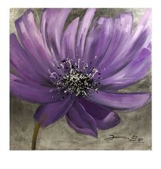 IMAX Frisian Floral Oil Painting