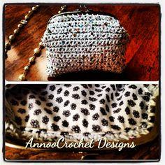 Evening Crochet Purse