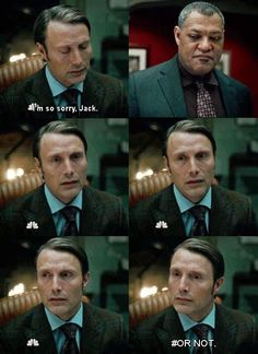 Hannibal, sorry or not