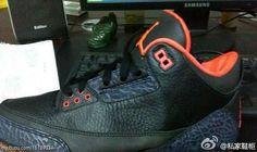 81bf75995bfd Air Jordan 3 Black Crimson releasing 2-23-2013. How do you feel