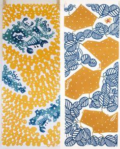 print & pattern: JAPANESE