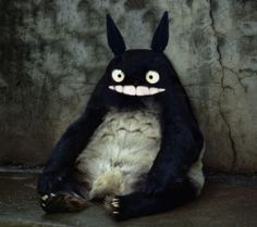 What if Totoro were Real? US Artist Brings Studio Ghibli Characters to Life in Shocking Detail