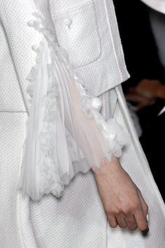 Chanel at Couture Spring 2009 - StyleBistro