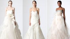 Rochii de mireasă- galerie Vera Wang. Bridal. Wedding Dress