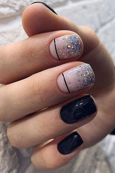 Nails Art Design New Free Idea Current Trends According To Seasons İn Manicure 2019 - Page 9 of 35 - eeasyknitting. com Nails Art Design New Free Idea Current Trends According To Seasons İn Manicure 2019 - Page 9 of 35 - eeasyknitting. Square Nail Designs, Best Nail Art Designs, Nail Art Diy, Cool Nail Art, Diy Nails Spring, Winter Nails, Summer Nails, Cute Nails, Pretty Nails