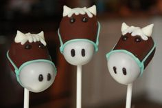 Saddle up! Whether youre celebrating with a BIG O hoe down or just adding some cute elements to that cowboy/cowgirl party.what better choice Cowgirl Party, Cowgirl Cakes, Horse Party, Birthday Pins, 2nd Birthday Parties, 7th Birthday, Birthday Cake, Barn Dance Party, Horse Cake Pops