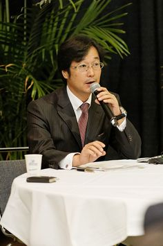 Hiroshi Watanabe, Operating Officer, Alliances & Channels, Oracle Japan