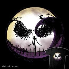 Jack! | Shirtoid #film #jackskellington #movies #piercek25 #thenightmarebeforechristmas