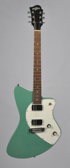 Fernandes H-65. This beautifully shot guitar is another from the stables of Dan…