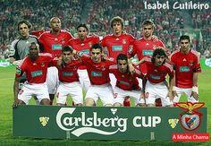 A Minha Chama: A Taça Da Liga