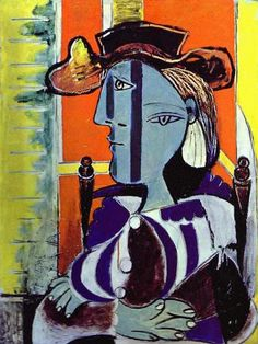 Picasso, Marie-Therese Walter