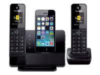 Panasonic KX-PRL262 Expandable Cordless Phone with Handset
