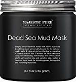 Limited Time Offer on Majestic Pure Natural Dead Sea Mud Mask Facial Cleanser, 8.8 fl oz.