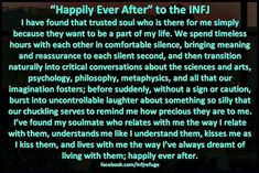 #INFJ –– THIS. I officially have words to the perfect goal I've always longed for. It could be helpful or detrimental. We'll see...