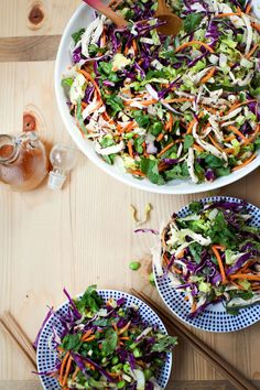 Asian Chicken Sesame Salad
