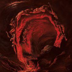 ArtStation - Concept design of Hell Gate, Stefan Todorovic Arte Horror, Horror Art, Dark Fantasy Art, Dark Art, Arte Alien, Evil Art, Arte Obscura, Occult Art, Creepy Art