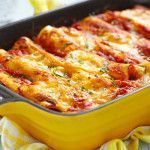 Welcome to my frugal family meals: minced pork cannelloni recipe. So just because this month is all about the budget family meals doesn't mean that you have to… Crock Pot Recipes, Slow Cooker Recipes, Cooking Recipes, Penne Recipes, Beef Cannelloni Recipes, Italian Recipes, Mexican Food Recipes, Ethnic Recipes, Beef Enchiladas
