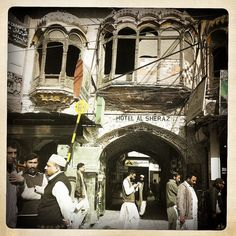 Peshawar Pakistan, History Of Pakistan, What The World, History Photos, Old City, Continents, Tourism, Old Things, Birth