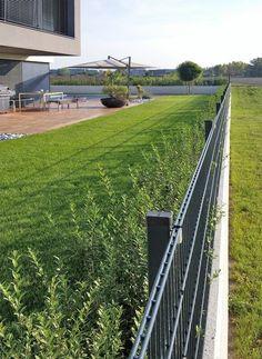 Terrasse / Garten – WhiteCube – Wiener Neustadt