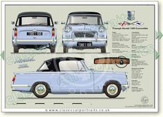 Classic Cars Portrait And Cars On Pinterest