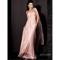 JOVANI style 5314 blush pink color MOB COCKTAIL EVENING DRESS | eBay