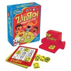 Zingo Game Set