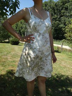 La robe presque parfait... modèle 18 du magazine ottobre 2/14