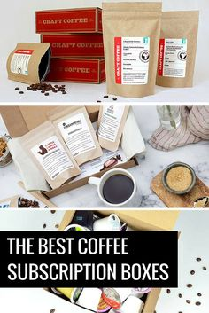 Best Monthly Coffee Subscription Boxes