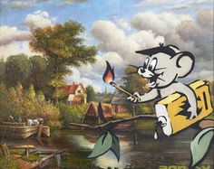 MOCO Opens In Amsterdam: Banksy And Warhol Top The Agenda