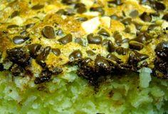 Na Cozinha da Margô: Bolo Crocante