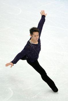 高橋大輔、フィギュア男子シングルで6位 ソチ五輪
