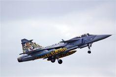 NATO Tiger Meet 2011 , Cambrai , France , Czech Air Force Gripen