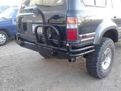 Rear Bumper Idea