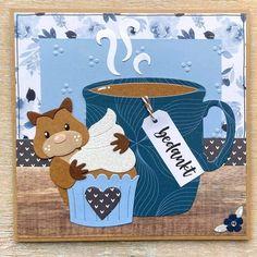 Marianne Design Cards, General Crafts, Punch Art, Greeting Cards Handmade, I Card, Cardmaking, Creations, Doodles, Mugs