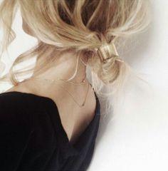 blonde + gold = pure perfection (scheduled via http://www.tailwindapp.com?utm_source=pinterest&utm_medium=twpin&utm_content=post24784080&utm_campaign=scheduler_attribution)